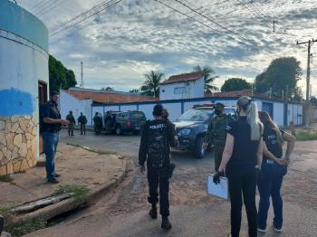 """Sesp lança Operação """"Fronteira Integrada"""" na região Oeste de MT"""