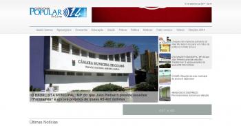 Jornal Centro Oeste Popular