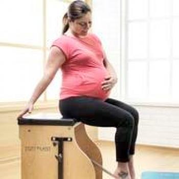 Os benefícios do pilates durante a gestação