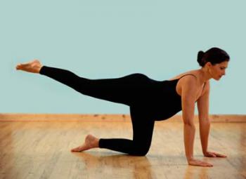O método pilates na diminuição da dor lombar em gestantes