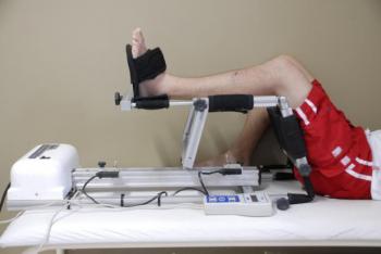 Lesão Ligamento Cruzado Anterior / CPM