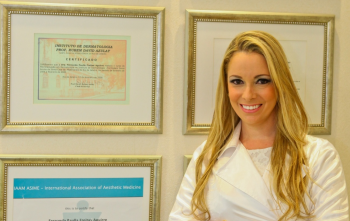 Medica Dermatologista  CRM/MT 5652 RQE 2060
