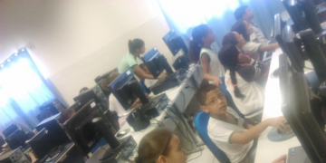 Municipio Pontes Lacerda ( Escola Mun. Sanaria Silveira Souza)
