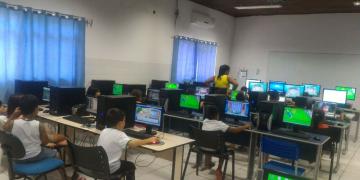 Municipio Pontes Lacerda (Escola Mun. Alcides Franco Da Rocha )