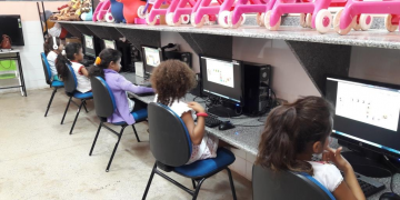 Municipio Pontes Lacerda Centro Educ. Infantil (Gercino Rodrigues Souza )