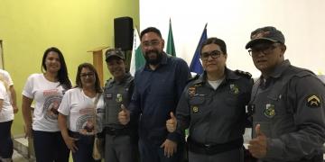 Polícia Militar realiza formatura do Proerd em Rosário Oeste