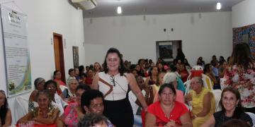 Assistência Social realiza festa para mães
