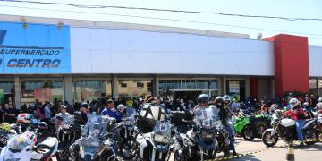 O 2º PIT STOP Supermercado Polo Centro -Encontro de motociclistas