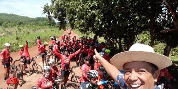 3 º Pedal Nobres Mountauin Bike reúne ciclistas de várias regiões do Estado