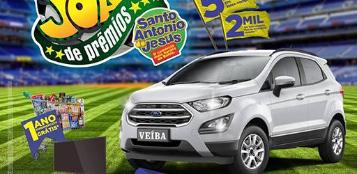 Pré-lançamento da Campanha São João de Prêmios anima o Comércio mais barato da Bahia!