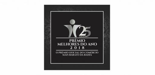 RUMO AOS 25 ANOS: AS PESQUISAS DOS MELHORES DO ANO 2018 – O PRÊMIO OFICIAL DO COMÉRCIO MAIS BARATO DA BAHIA -  JÁ COMEÇARAM!