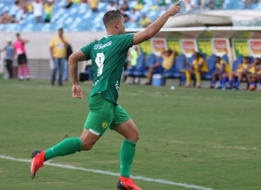 Cuiabá goleia, afunda Araguaia e retoma liderança do Campeonato Mato-grossense