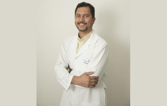 Dr. Anilton Queiróz   CREFITO 63496-F-F