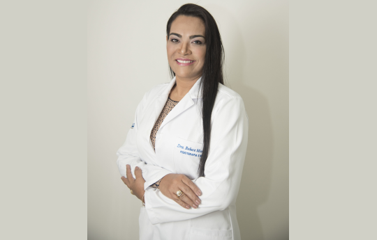 Dra. Beluce A. C. Monteiro Fisioterapeuta CREFITO 27615-F