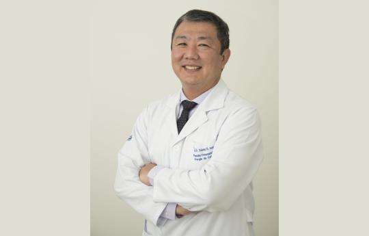 Dr. Rubens Hajime Aratani CRM-MT 2681 RQE 1202  Ortopedia e Traumatologia