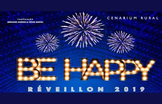 REVEILLON BE HAPPY