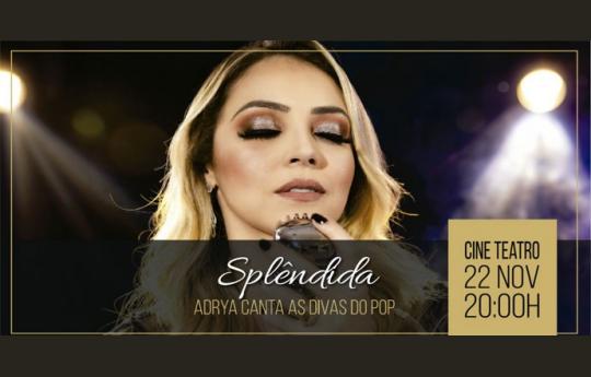 ADRYA CANTA AS DIVAS DO POP