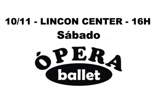 10/11 - LINCON CENTER - 16H