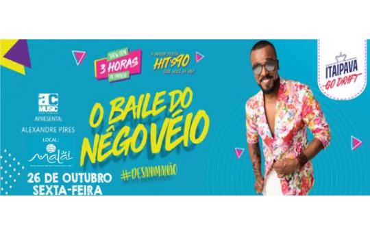 BAILE DO NEGO VEIO