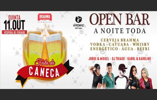 FESTA DA CANECA