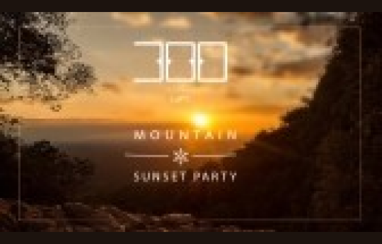 300 Mountain Sunset