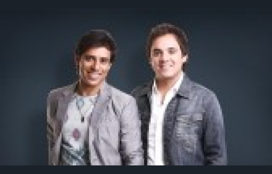 Buffet Steffen com Guilherme e Santiago