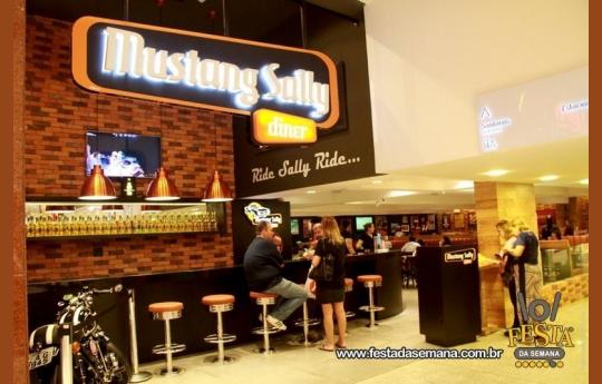 Sexta no Mustang Sally Mueller