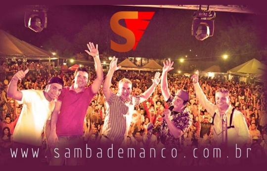 Pátio do Samba