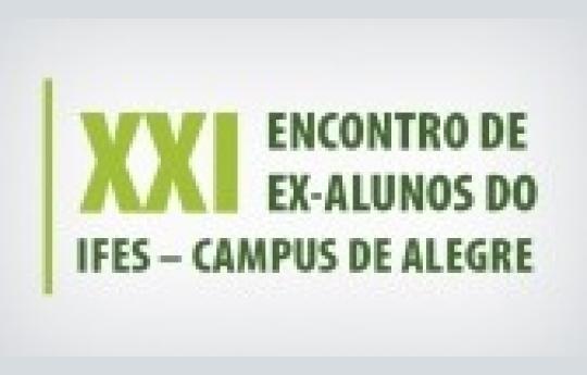 XXI Encontro de Ex Alunos do IFES