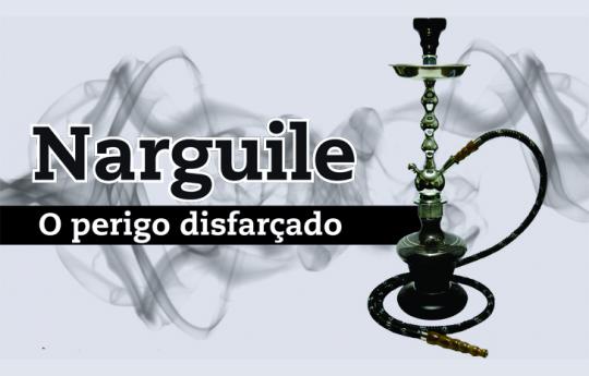 Saiba os males do Narguilé