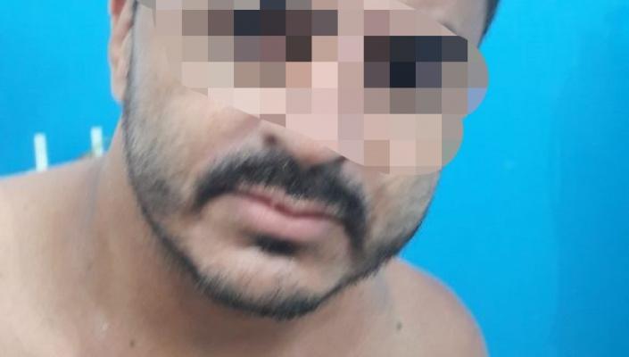 Homem sofre tentativa de homicídio no Esquinão Bar; suspeito é preso