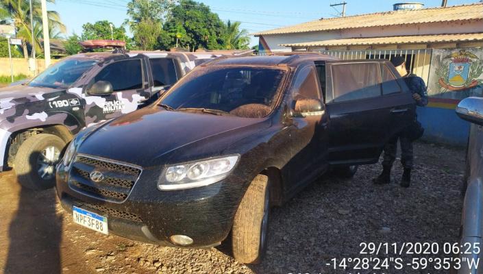 Polícia Civil cumpre sete mandados contra envolvidos em roubo de mineradora