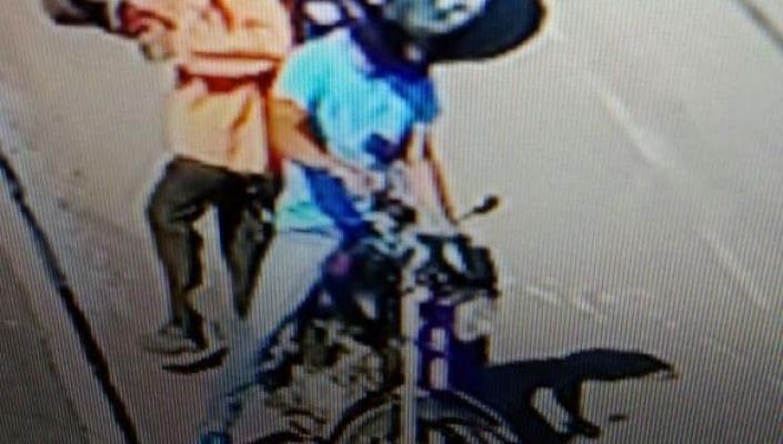 Polícia divulga imagens dos criminosos que assaltaram loja da Vivo