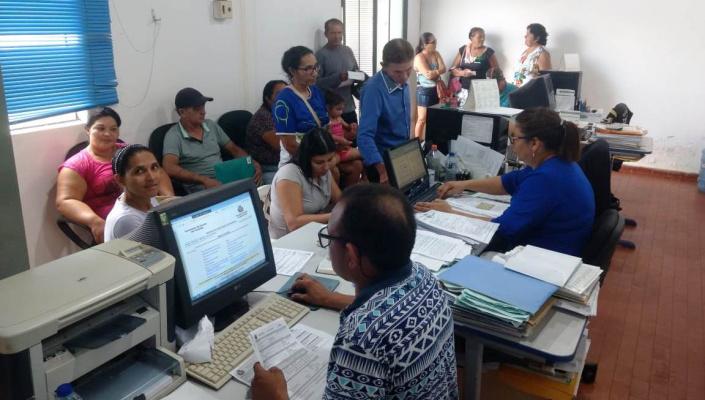 Prefeitura de Rosário Oeste através do Departamento de tributos ainda espera documentos para titulação da antiga Cohab