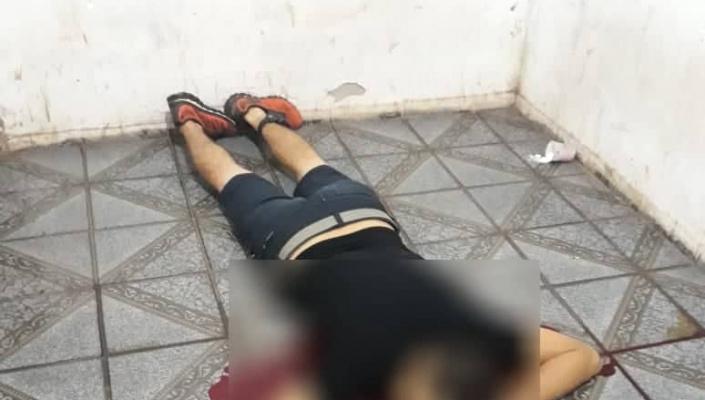 Homem é executado por suspeitos encapuzados no bairro São José