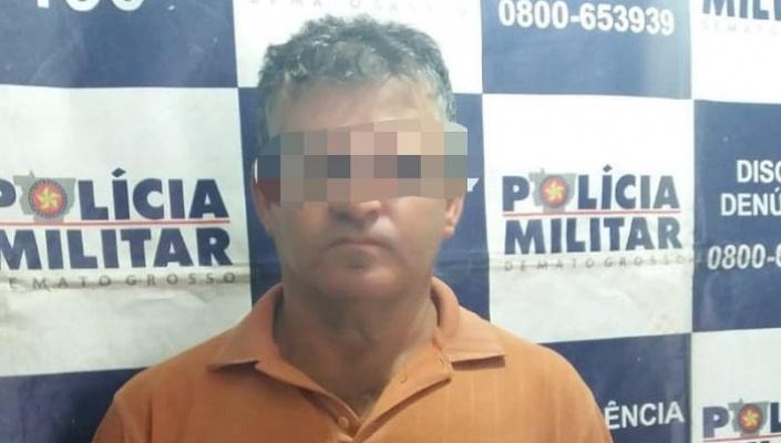 Tio é preso por tentar abusar de sobrinha em Bom Jardim