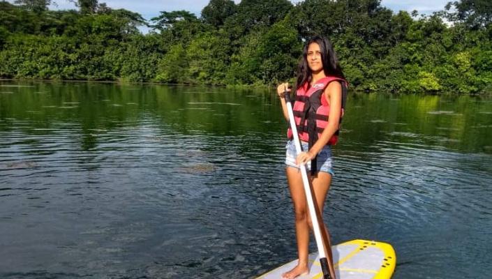 Passeio de standup, caiaque e boia cross na Lagoa do Salobão já podem ser agendados