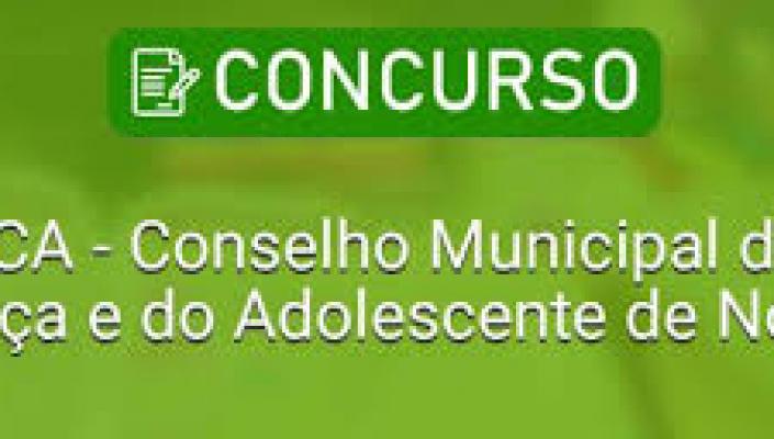 CMDCA de Nobres  abre novo Processo Seletivo para Conselho Tutelar