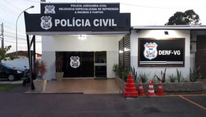 Polícia prende acusado de liderar quadrilha de ladrões em VG