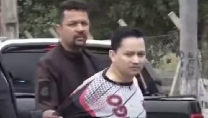 Cabeleireiro é preso vendendo cestas básicas que seriam doadas para carentes em MT