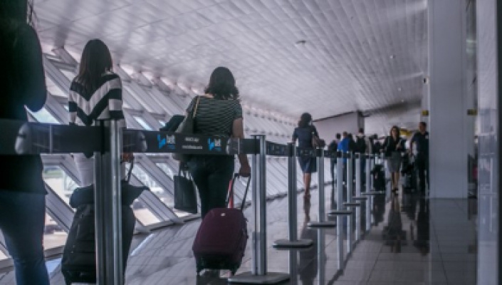 Carnaval movimenta aeroporto de VG
