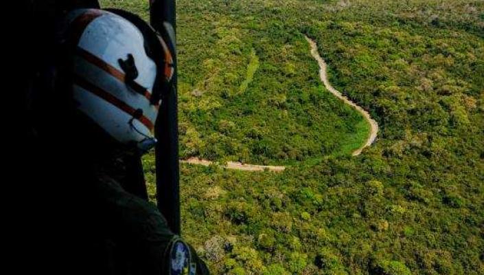 Coronel dos Bombeiros morre após helicóptero do Ibama cair no Pantanal