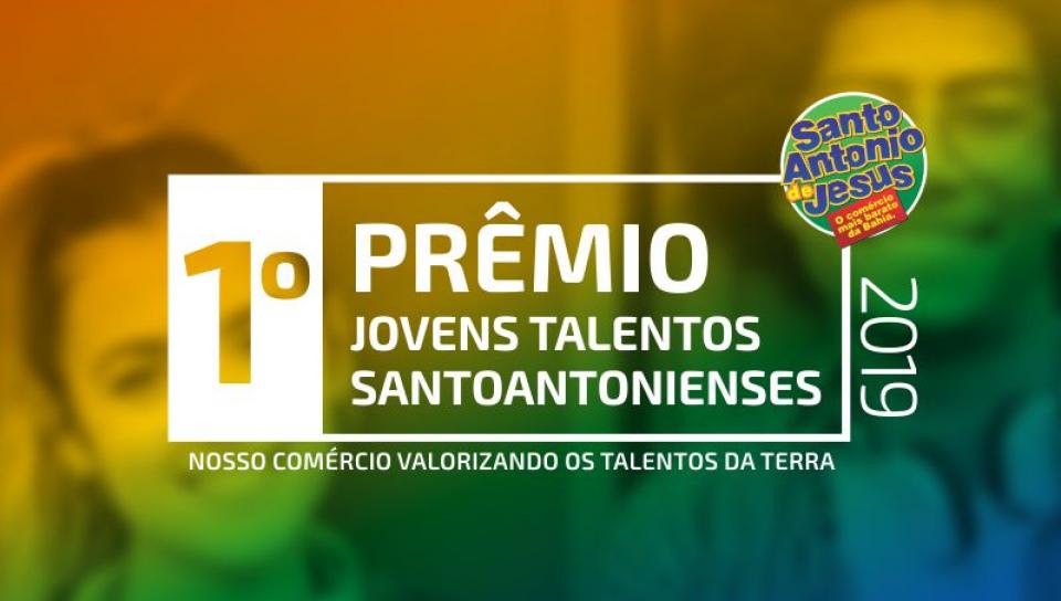 1ª EDIÇÃO DO PRÊMIO JOVENS TALENTOS SANTOANTONIENSES PREMIARÁ SEUS VENCEDORES EM CERIMÔNIA NO SHOPPING ITAGUARI NESTA SEXTA-FEIRA (13)