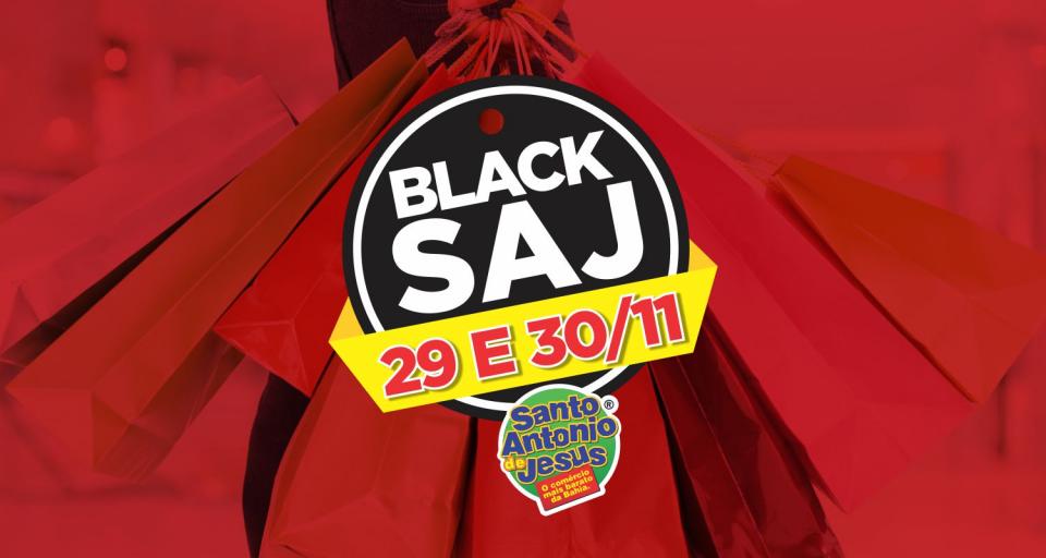 BLACK SAJ: O Comércio mais barato da Bahia vendendo ainda mais barato