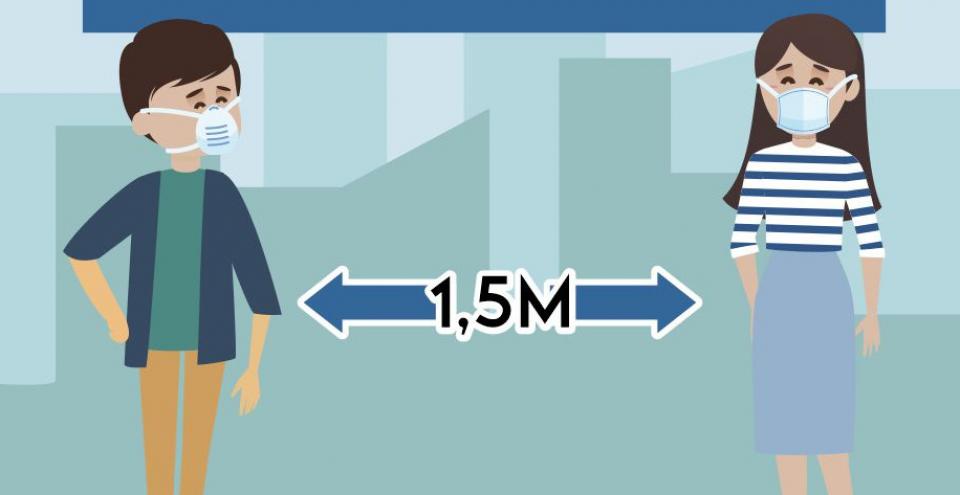 DISTANCIAMENTO SOCIAL: O que é? Qual importância em casos de pandemia viral?