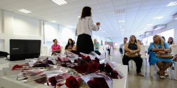 Evento do Dia da Mulher no Sindes ressalta importância das escolhas