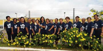 Grupo de Dança Sênior de Mato Grosso se apresenta em Minas Gerais