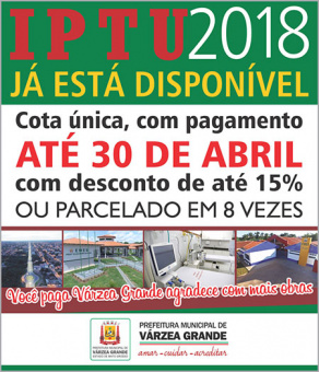 Pop up panfleto iptu 2018 curva 1