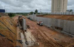 Sinfra conclui 45% da trincheira da Estrada da Guia