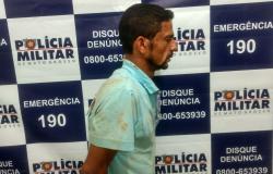 Homem é preso suspeito  de estuprar jovem e ameaçá-la